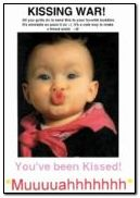 Me beije