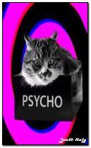 Psycho Cat!
