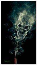 Fumée.