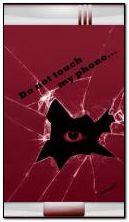 Ne touche pas mon téléphone
