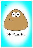 My name is Pou!