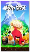 wütende Vögel