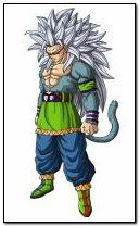 Son Goku超级赛亚人