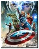 the avengers 3d poster3