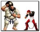 street fighter vs kof