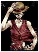 LUFFY IN ACTION