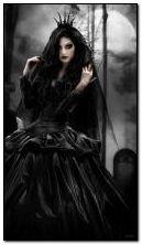 rainha gótica
