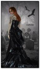 novia gótica