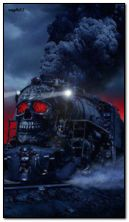 Kereta api Gothic
