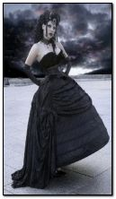 गॉथिक लेडी