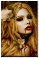 вампіра леді.