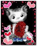 Emo Cat Valentine