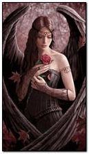 malaikat gothic
