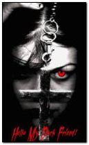Vampire Face 3