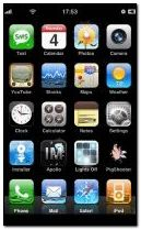 Iphone Menu