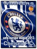 Chelsea - the winner of league of Europe 2013