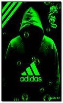 Adidas Yeşil