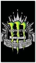Monster kawasaki
