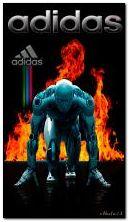 Adidas stili