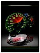 Car Speedo Animated