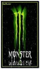 MONSTER ENERGI B