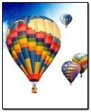 air hot ballon