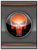 Animated Punisher Logo