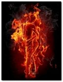 Amour brûlant