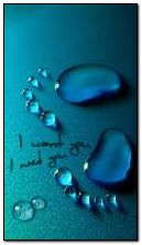 Drops of love and longing