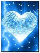 blue heart 2