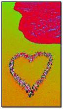 Rainbow heart-2 ep