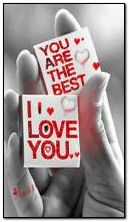 The best i love you