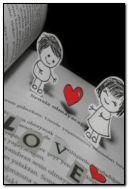 Bir kitapta seviyorum :)