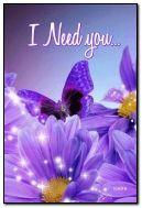 sana ihtiyacım var