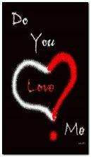 هل تحبني؟