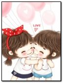 baby-kissing-animated-wallpaper