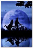 L'amour au clair de lune