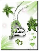 Love hearts Locket