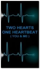 Ein Herz-Zwei Herz