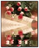 Roses romantiques