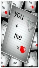あなた+私