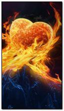 आग और पानी का दिल