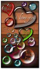 LOVE BUBLE