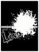 BLACK & WHITE LOVE