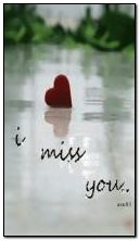 i miss you .?
