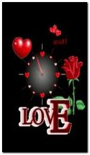 reloj de amor