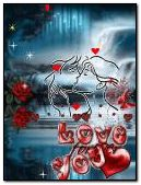 Baiser d'amour