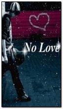사랑이 없다.