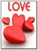 love hearts.