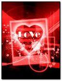 أحمر RED LOVE-RED